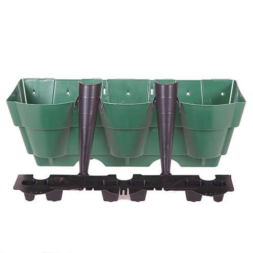 Vertical Wall Planter System - 5 Pack