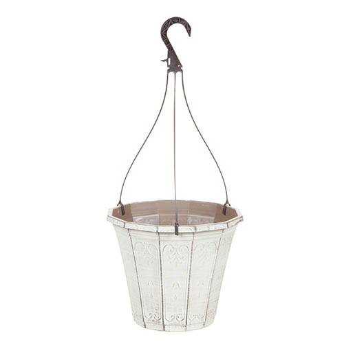 Calista Hanging Basket 25cm (10in) Vintage Rust
