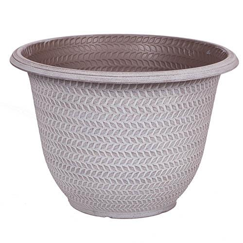 Parker Planter 40cm (16in) Washed Taupe