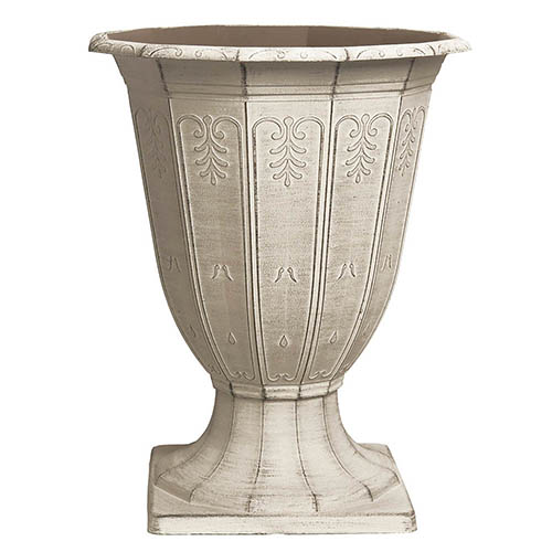 Calista  Urn Planter 32cm (13in) Vintage Rust