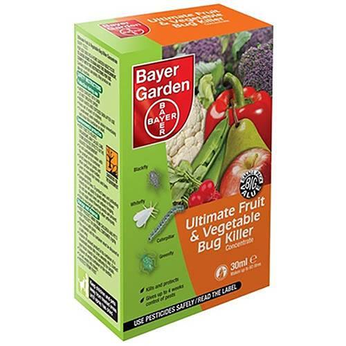 Bayer Ultimate Fruit & Vegetable Bug Killer
