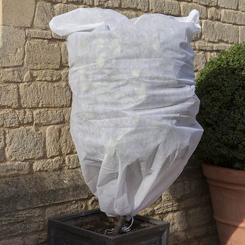 Pair of Plant Warming Fleeces 1.25m x 0.8m