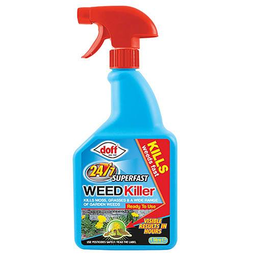 Doff 24/7 Superfast Weedkiller