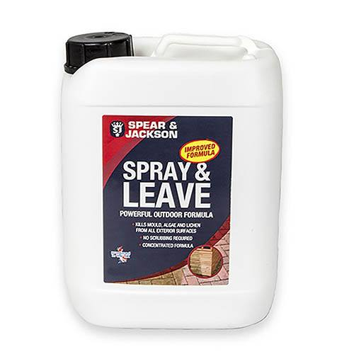 spear jackson spray leave patio cleaner