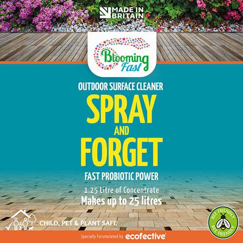 Spray & Forget Eco Patio Cleaner
