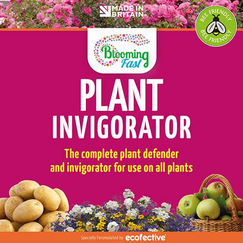 Plant Invigorator & Defender - 1L & 500ml Concentrate