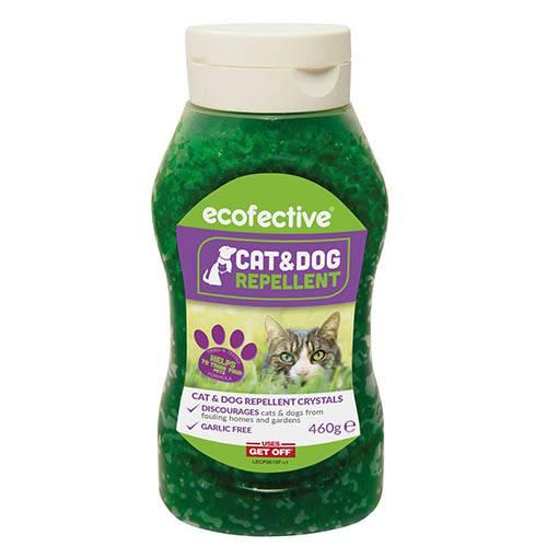ecofective Cat & Dog Repellent Gel Crystals
