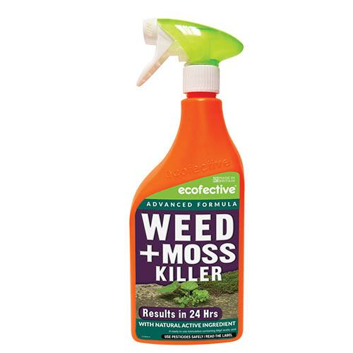 ecofective Weed and Moss Killer Ready To Use