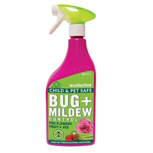 ecofective Bug & Mildew Control Ready To Use Spray
