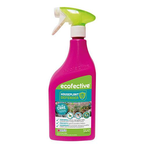 ecofective Houseplant Defender Ready To Use 1L Spray