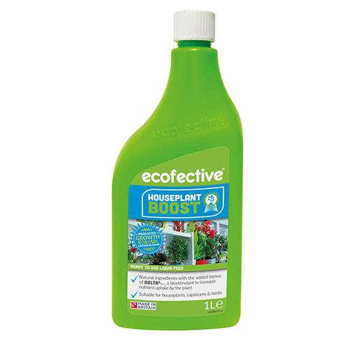 ecofective Houseplant Boost Ready To Use 1L Spray