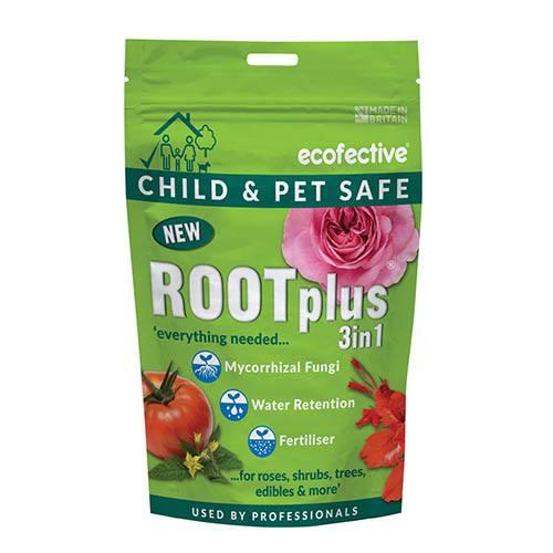ecofective RootPlus 3in1 Organic Root Enhancer 250g Pack
