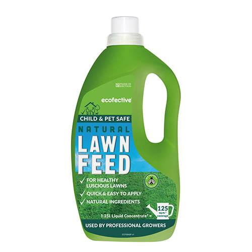 ecofective Natural Liquid Lawn Feed