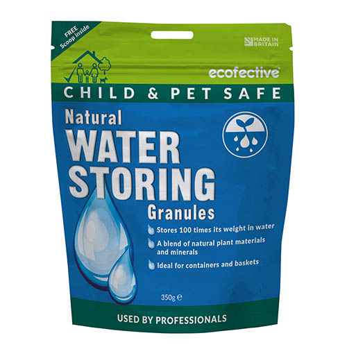 ecofective Natural Water Storing Granules 350g