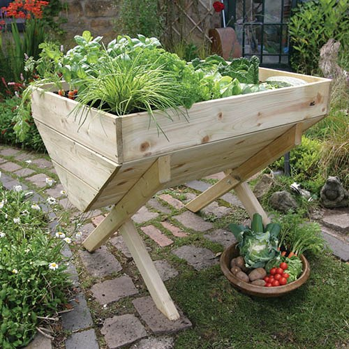The Vegetable Grow Bed