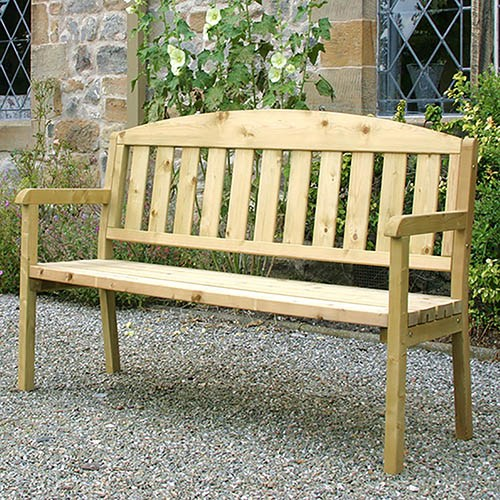 Caroline Bench 5ft 3 seater