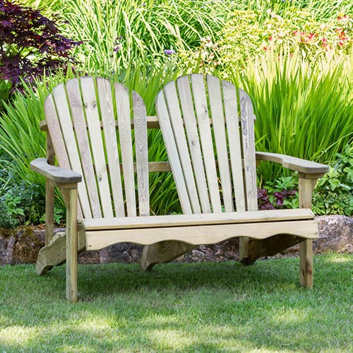 Lily Relax 2-Seater Bench