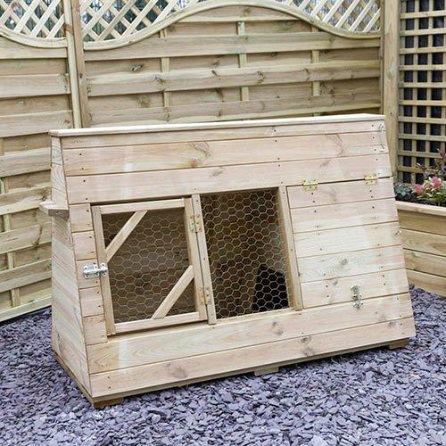 Starter Chicken Coop