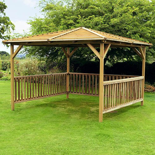 Knutsford Pavillion 2.4m