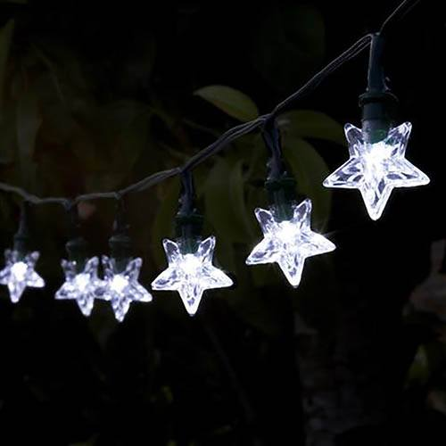 Solar Stars String Lights (30)
