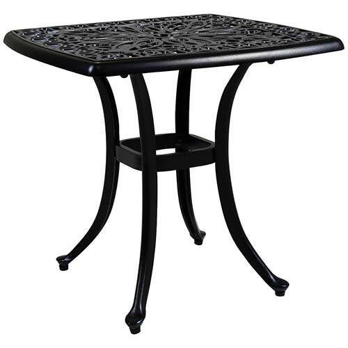 Charles Bentley Cast Aluminium Garden Side Table