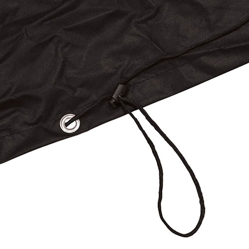 Charles Bentley Rattan Swing Chair Waterproof Cover - Black