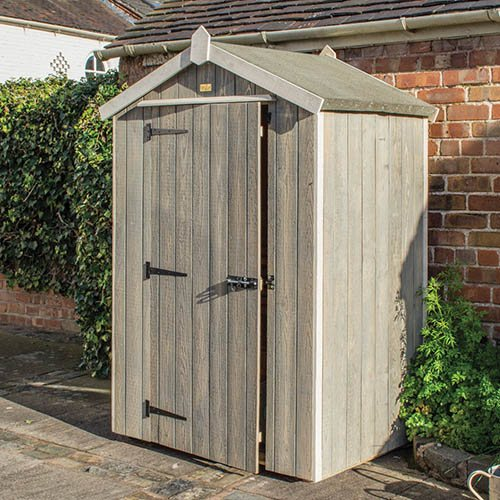 Rowlinson Heritage 4x3 Shed