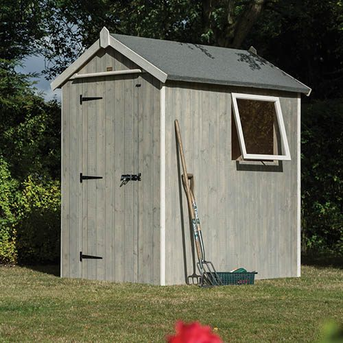 Rowlinson Heritage 6x4 Shed