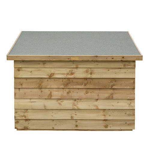 Rowlinson Overlap Patio Chest