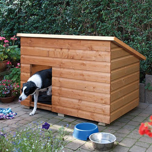 Rowlinson Large Dog Kennel