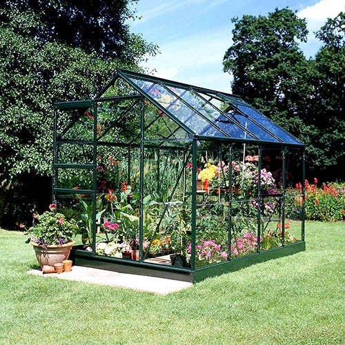 Halls Popular 68 (Green) Greenhouse-Toughened Glass