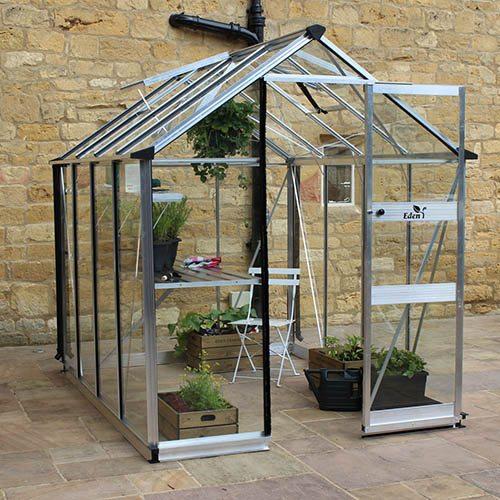 Eden Burford 68 Mill Greenhouse-Horticultural Glass