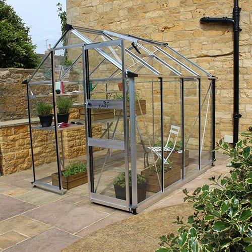 Eden Burford 610 Mill Greenhouse-Horticultural Glass
