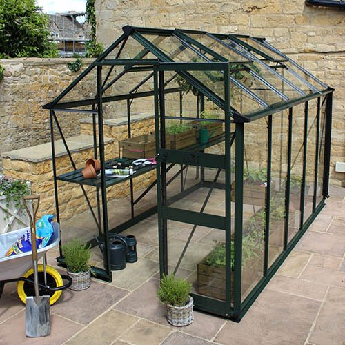 Eden Burford 610 (Green) Greenhouse-Toughened Glass