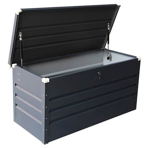 Charles Bentley Metal Storage Chest