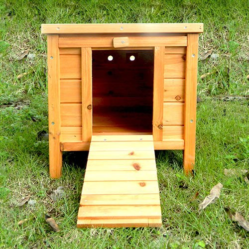 Charles Bentley Wooden Rabbit, Guinea Pig, Hedgehog Box  Hutch