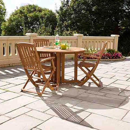 S2D Cloister Paving Kit 5.20m2 Weathered Slate