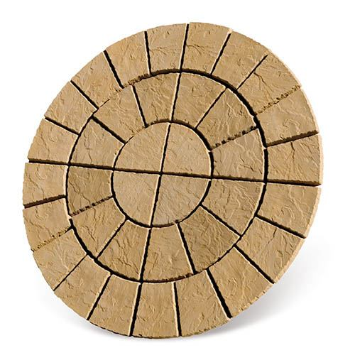 S2D Cathedral Circle Kit 1.8m Barley