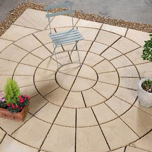 S2D Cathedral Circle Kit 2.56m Barley
