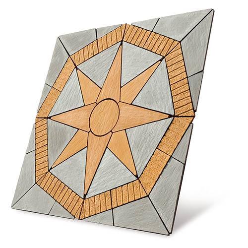 S2D Lakeland Star Patio Kit Gold