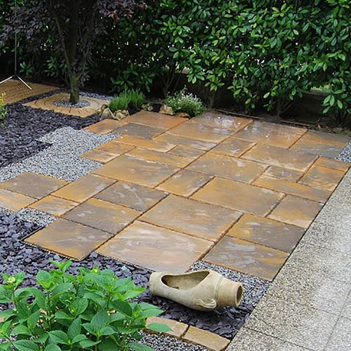 S2D Chalice Paving Kit 5.76m2 Honey Brown