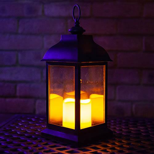 Dorset Copper Lantern
