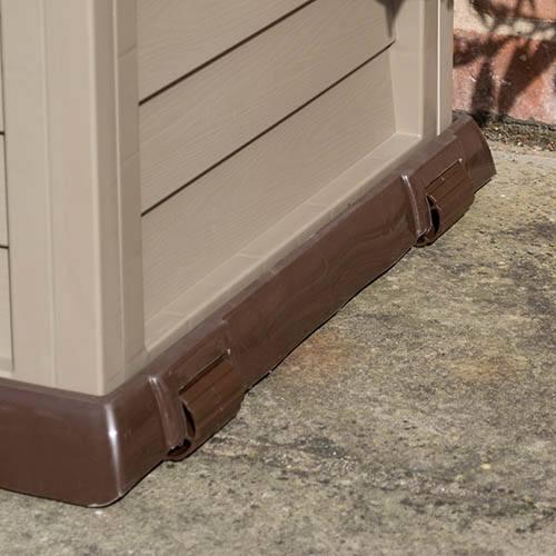 Plastic Storage Box/Bench