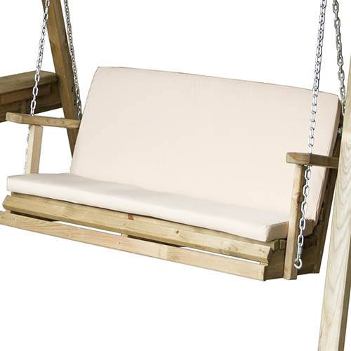 Miami 3 Seater Swing Seat with Cushion