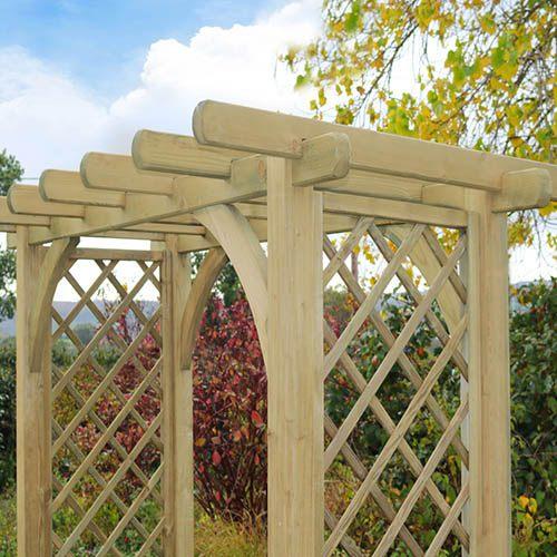Large Horizon Arch