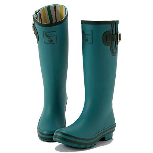 DEEP FOREST WELLINGTON BOOT