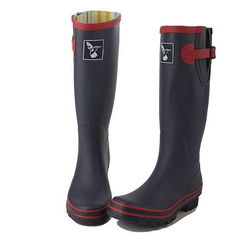 RASPNAVY WELLINGTON BOOT