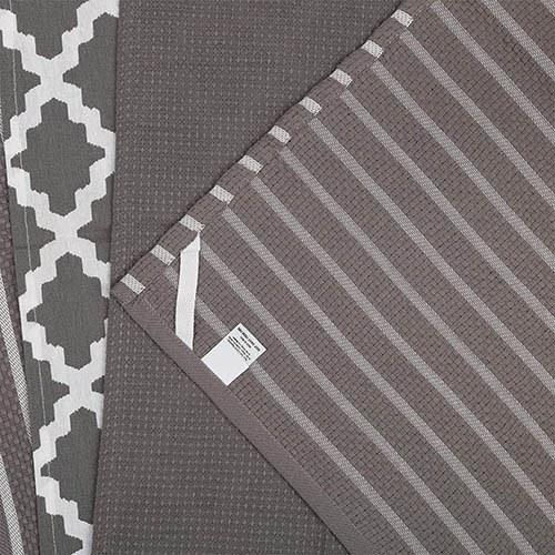 10 Grey Tea Towels