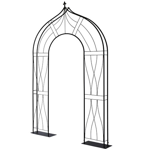 Slimline Arch Flat