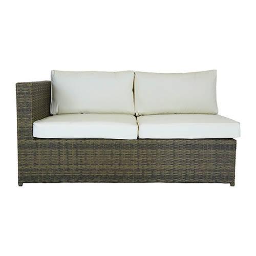 Sofa Lounge Set - Brown